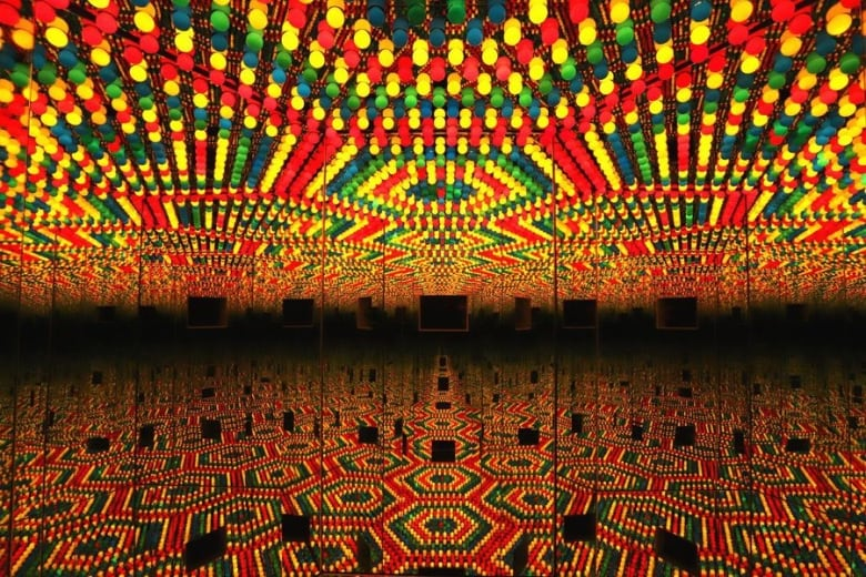 12 Places Where You Can Find A Yayoi Kusama Infinity Mirror