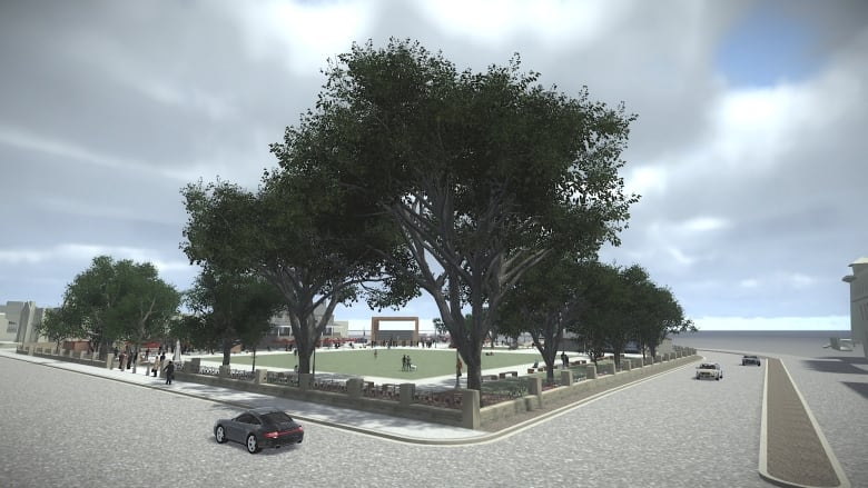 Cost of mature trees