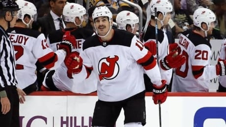 Game Wrap: Boyle's 1st career hat trick leads Devils over Penguins