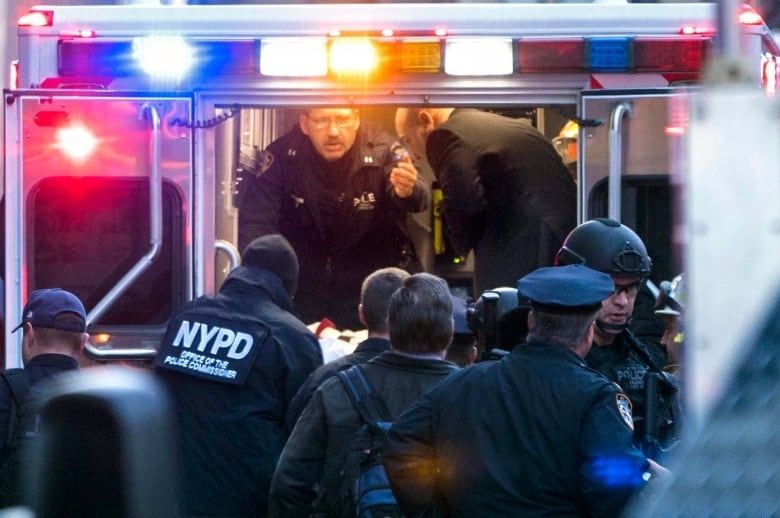 Bangladeshi immigrant convicted in NYC subway bombing