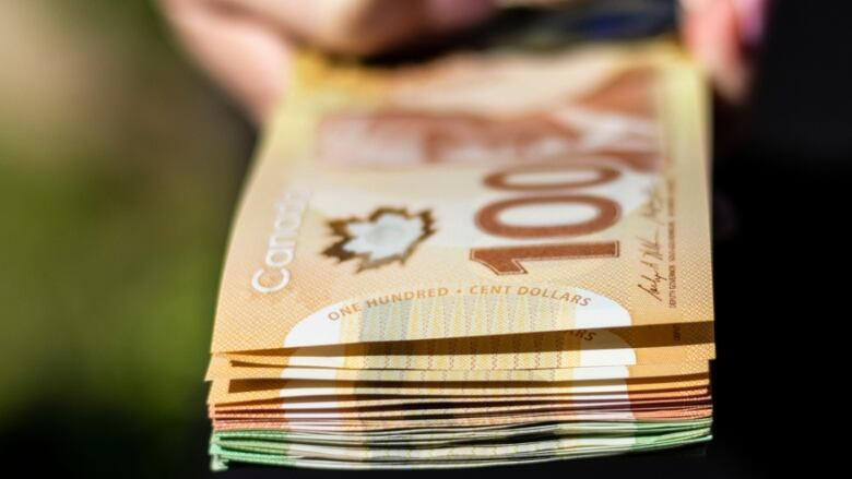 Almost half of Canadians $200 or less away from insolvency