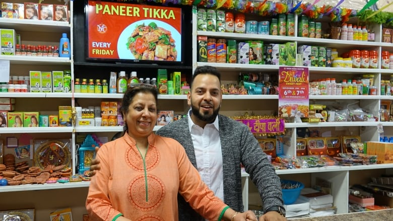 'They bring happiness': Family business celebrates Diwali ...