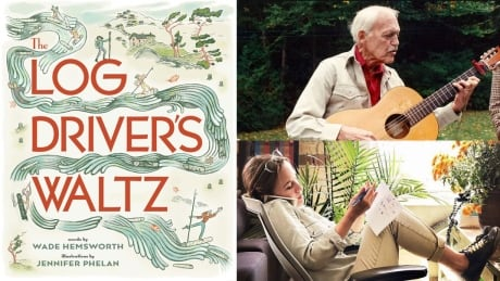 Canadian folk anthem Log Driver's Waltz finds new life in children's book