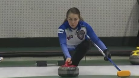 Canadian Mixed Curling Championships: British Columbia vs New Brunswick