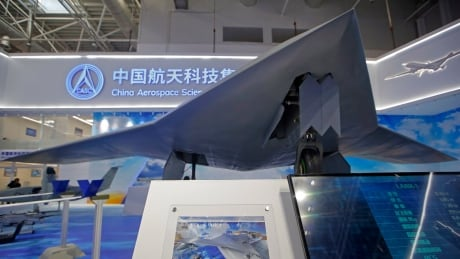China Zhuhai Airshow