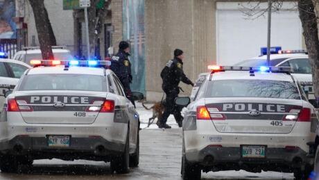 Winnipeg at West End incident