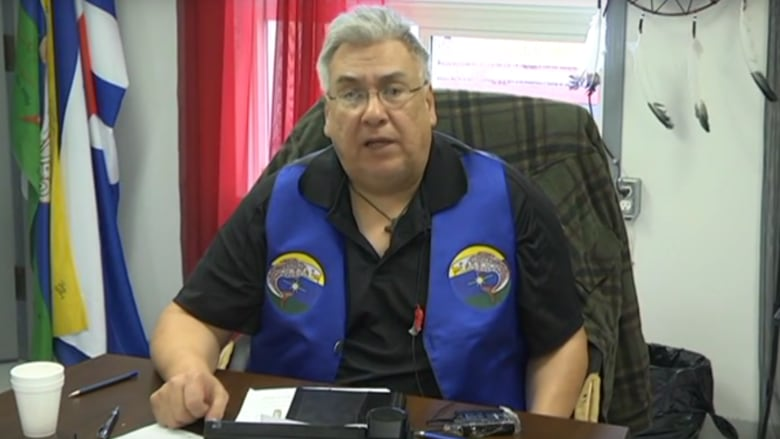 Repeal your laws but respect our laws' Ontario First Nation chief