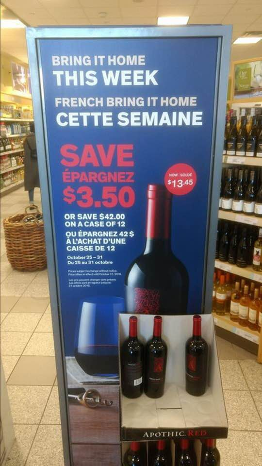 Image result for wine translation fail