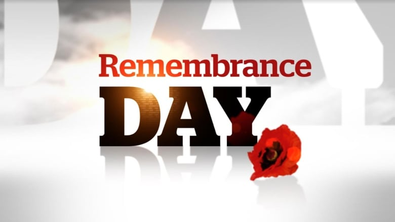 Cbc News Special Coverage Of Remem Nce Day Begins At 10 A M Et Cbc