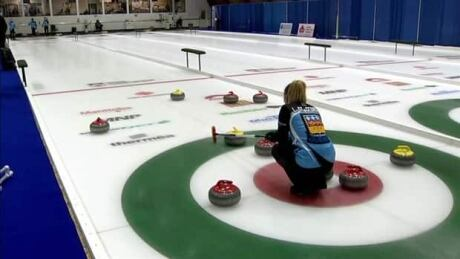 Canadian Mixed Curling Championships: Quebec vs Saskatchewan