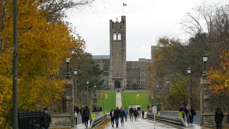 Faculty Professors May Walk Off The Job If A Deal Isnt Reached By  A M Friday Colin Butler Cbc