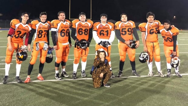 North End high school students overcome adversity to play in football championship | CBC News