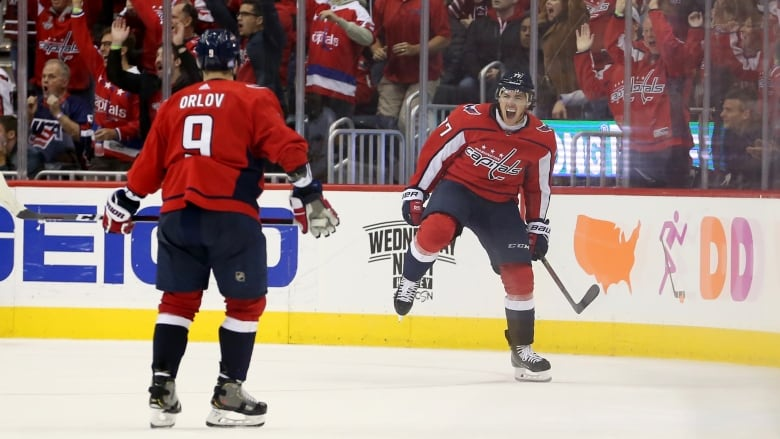 Evgeni Malkin ejected for controversial hit on TJ Oshie