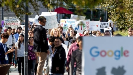 google says it will reform sexual misconduct rules