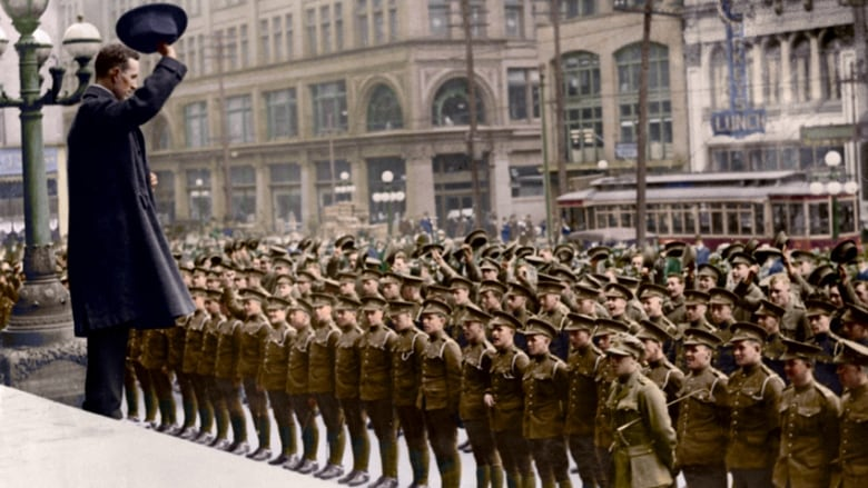 They fought in colour': Colourizing Great War photos shines