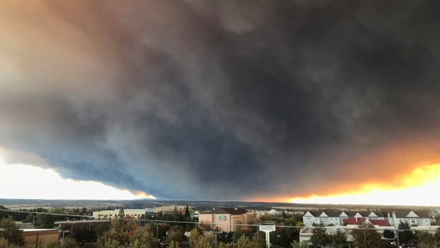 Fast-moving Northern California wildfire forces thousands from their homes | CBC News