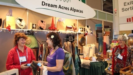 This northern Ontario business owner is showcasing her dream at the winter fair