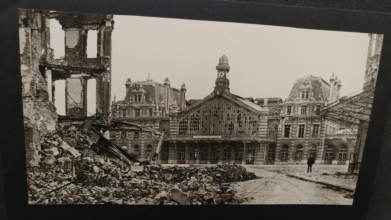 A silence in mons: how canadians saw the final moments of ww i cbc