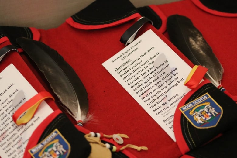 Eagle Feathers Introduced To Nova Scotia Court System For Legal