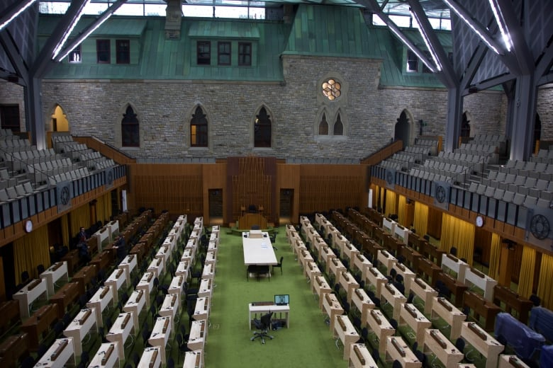 Trudeau, Scheer spar for what might be the last time in Parliament's Centre Block house of commons