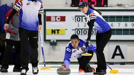 Nova Scotia draws even atop Canadian Mixed Curling Championship standings