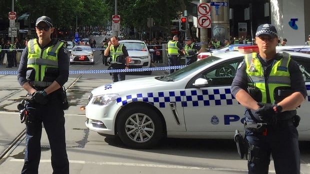 Melbourne stabbing being treated as terrorism | CBC News