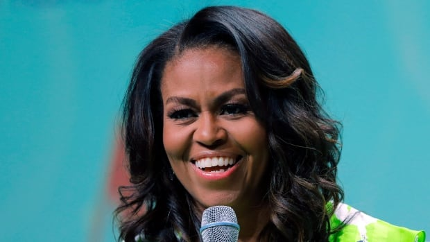 Michelle Obama wanted to 'block it all out' when she learned Trump would be president | CBC News