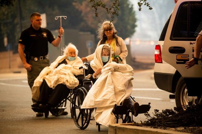 Nam Bắc California  California-wildfires