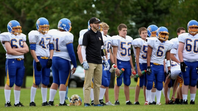 Rise Up Boys Humboldt Football Team In Championship Game After