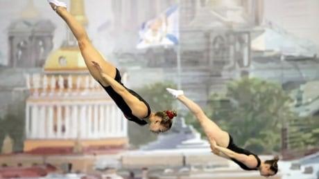 Russia Trampoline Gymnastics Championships