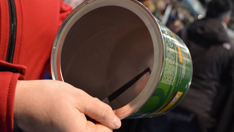 CANNED MOOSE CALLER