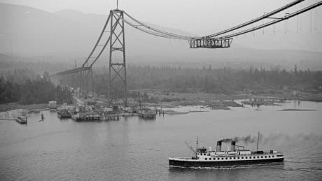 Happy birthday, 'Car-Strangled Spanner'! Vancouver's Lions Gate Bridge turns 80