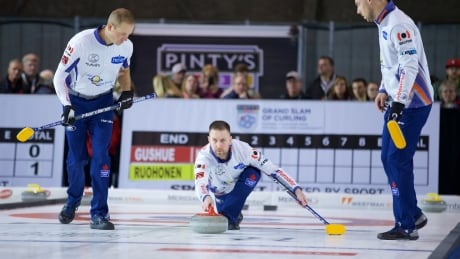 Brad Gushue remains perfect at Tour Challenge