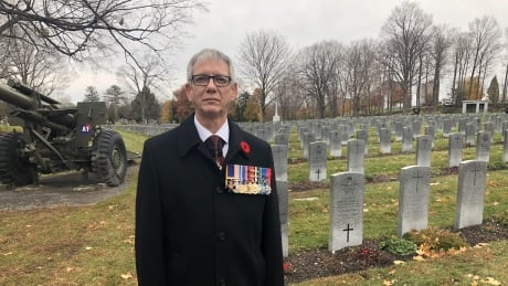 Veterans to be remembered at National Military Cemetery   CBC