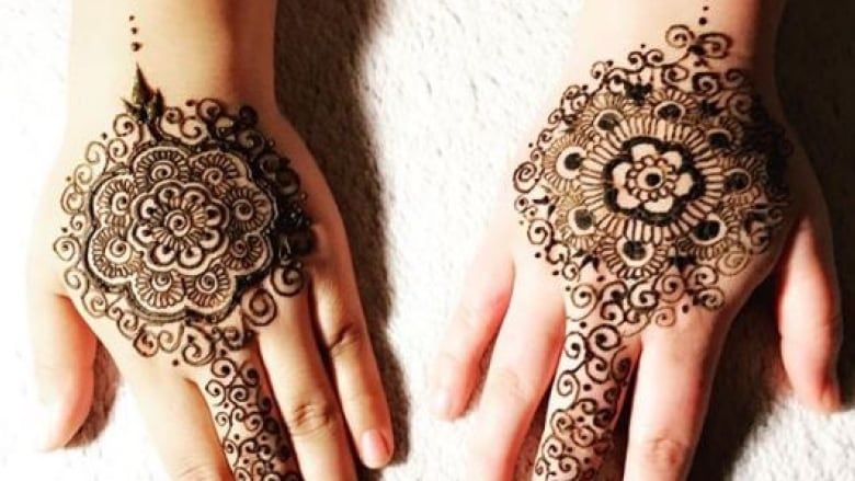 East Indian Henna Tattoo: CBC News · Posted: Nov 10, 2018 4:16 PM CT