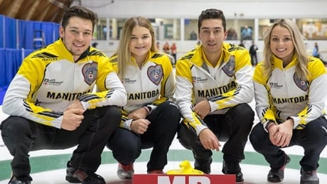 Manitoba downs Nova Scotia to win Canadian Mixed Curling Championship title