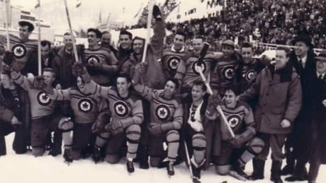 Remembering Canada's soldier athletes