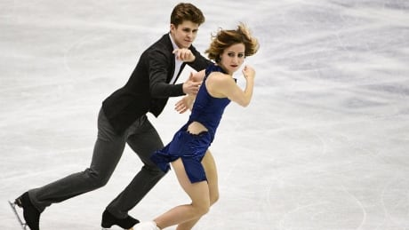 Canada's Soucisse, Firus finish 5th in ice dance at NHK Trophy