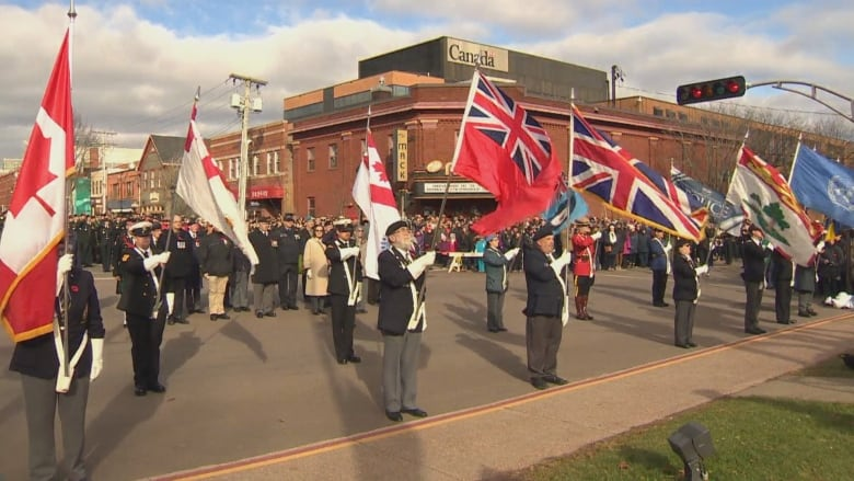 Remembrance Day 2018  - Page 7 Flags