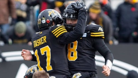 Bye-bye Buono: Tiger-Cats coast to East final in Lions coach's CFL farewell