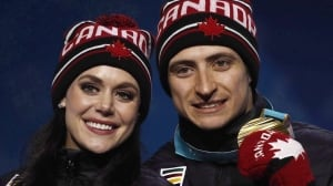 Virtue and Moir named 'most hypeworthy Canadians' at People's Choice Awards