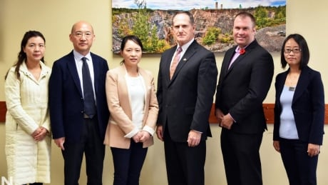 This Northern Ontario college is strengthening its partnership with a school in China