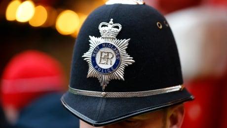 BRITAIN-POLICE/SAFETY