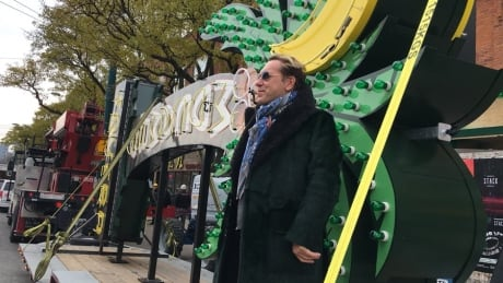 Dragons' Den star Michael Wekerle has huge plans for El Mocambo concert venue