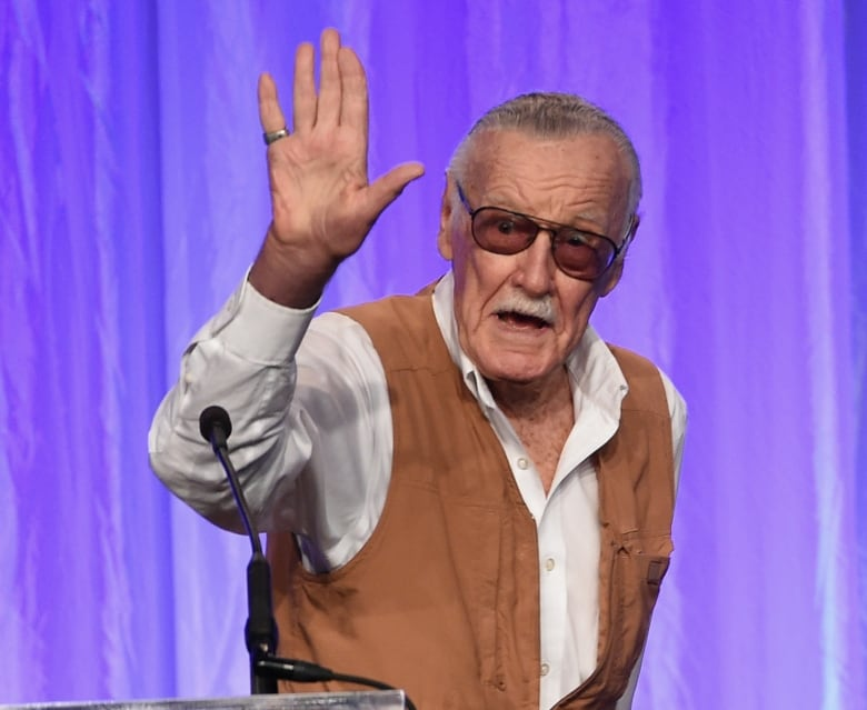 Windsor-Essex remembers Marvel's Stan Lee as 'godfather' of comics