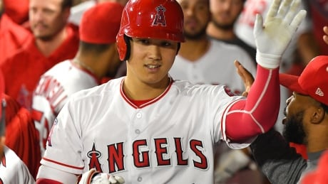 Angels' Ohtani overwhelming pick for AL rookie of the year award
