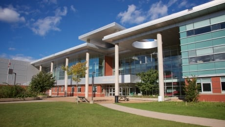 Halifax Citadel High School Exterior