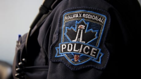 Halifax Police Badge Logo