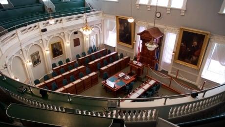Nova Scotia Province House Chamber