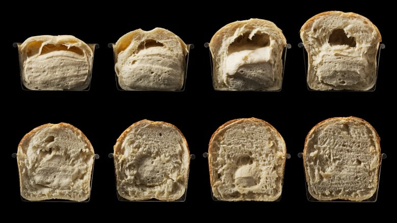 Filling up on bread: renowned pastry chef talks bread at Vancouver food event